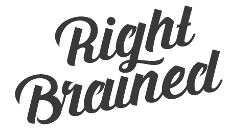 Right Brained Logo